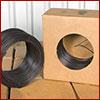 auto-ty wire Brockton MA, box wire Brockton MA, black strand annealed, baling wire