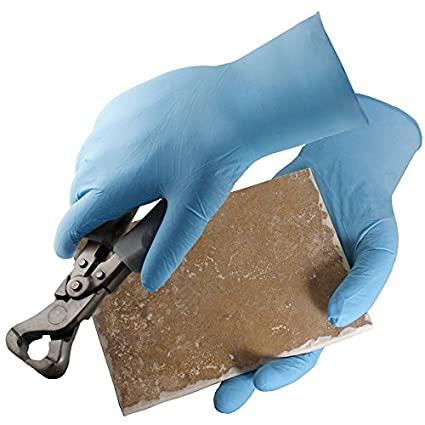 ntxtreme nitrile 8 mil powder free gloves