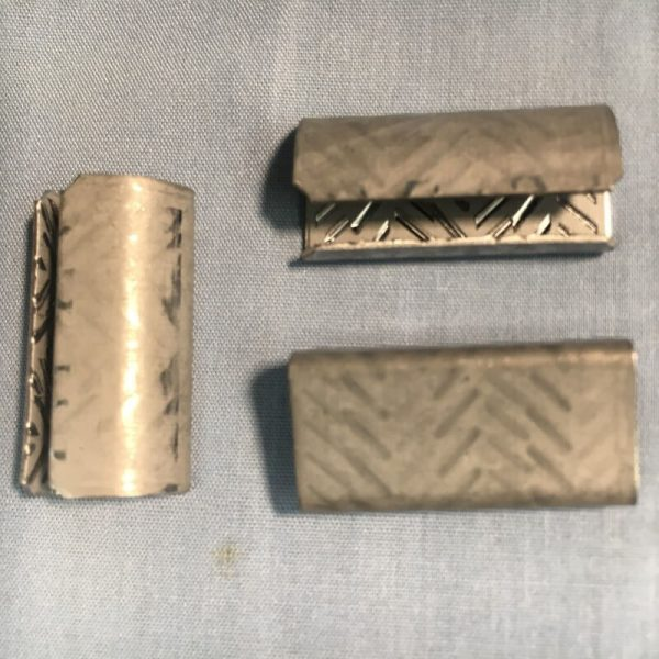 polyester strapping serrated seals