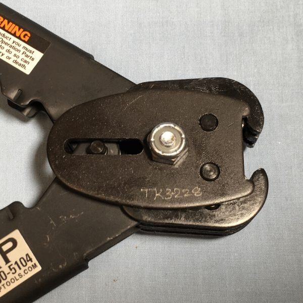 Regular duty steel strap sealer