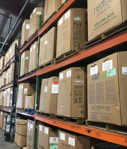 massive inventory