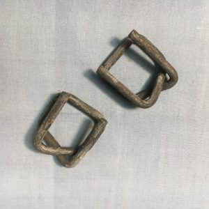 Kubinec Phosphate Coated Woven Strapping Buckles
