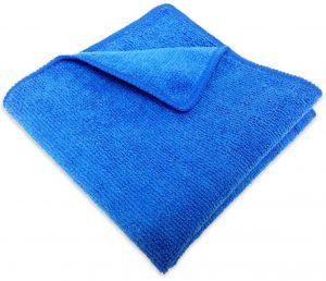 dark blue microfiber