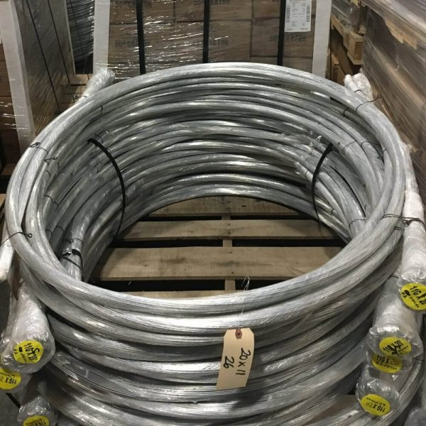 single loop baling wire