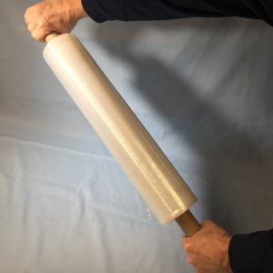 extended core stretch film
