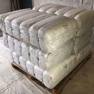White Woven Polypropylene Bags