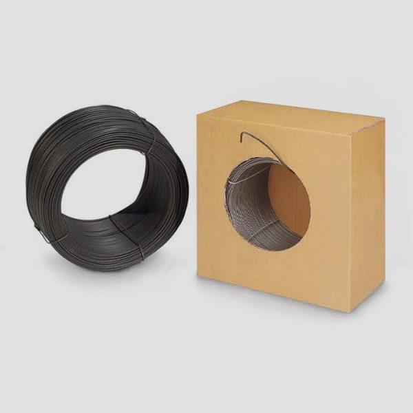 auto tie box wire