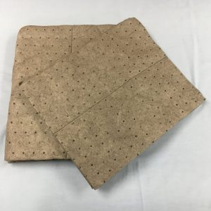 universal absorbent oil pad