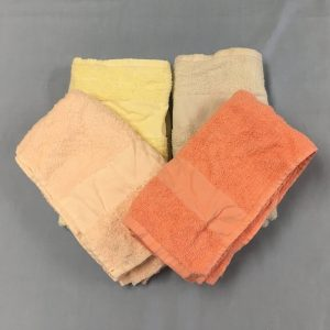 terry towel end wipers